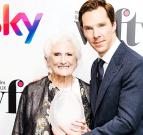 Benedict comparece ao Women in Film and TV Awards
